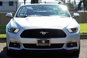 2016 Ford Mustang EcoBoost Premium Carfax 1-Owner - No AccidentsDamage Reported Audio Cd Player