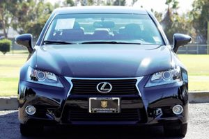 2014 Lexus GS 350 Base Carfax 1-Owner - No AccidentsDamage Reported Audio Cd Player Audio Sat