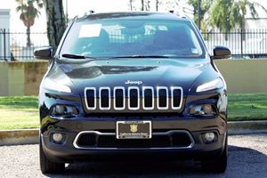 2014 Jeep Cherokee Limited Carfax 1-Owner - No AccidentsDamage Reported Engine 32L V6 24V Vvt