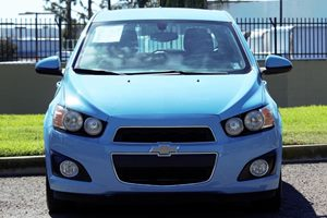 2014 Chevrolet Sonic LT Auto Carfax 1-Owner Audio Auxiliary Audio Input Audio Cd Player Conve
