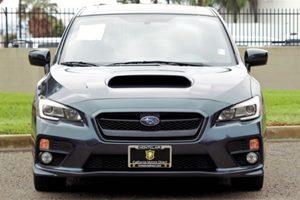 2015 Subaru WRX Limited Carfax 1-Owner Audio Auxiliary Audio Input Audio Cd Player Audio Sat