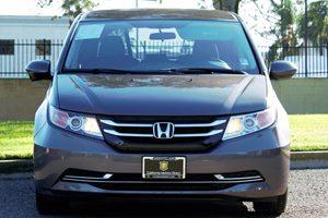 2014 Honda Odyssey EX Carfax 1-Owner - No AccidentsDamage Reported Audio Auxiliary Audio Input