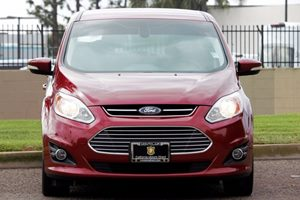 2014 Ford C-Max Energi SEL Carfax Report - No AccidentsDamage Reported  Ruby Red Metallic Tint