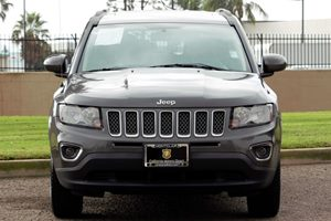 2014 Jeep Compass High Altitude Editio Carfax Report - No AccidentsDamage Reported  Mineral Gr