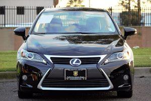 2015 Lexus CT 200h Base Carfax 1-Owner Audio Auxiliary Audio Input Audio Satellite Radio Conv