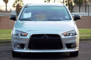 2015 Mitsubishi Lancer GT Carfax 1-Owner - No AccidentsDamage Reported  Apex Silver Metallic