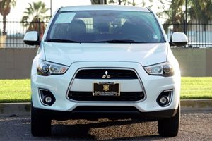 2015 Mitsubishi Outlander Sport ES Carfax 1-Owner - No AccidentsDamage Reported Audio Auxiliary