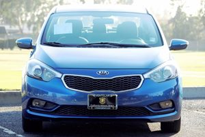 2014 Kia Forte EX Carfax 1-Owner - No AccidentsDamage Reported  Steel Blue  We are not respon