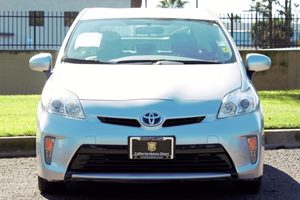 2014 Toyota Prius Two Carfax 1-Owner - No AccidentsDamage Reported  Classic Silver Metallic