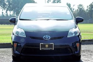2015 Toyota Prius Two Carfax 1-Owner  Black  We are not responsible for typographical errors