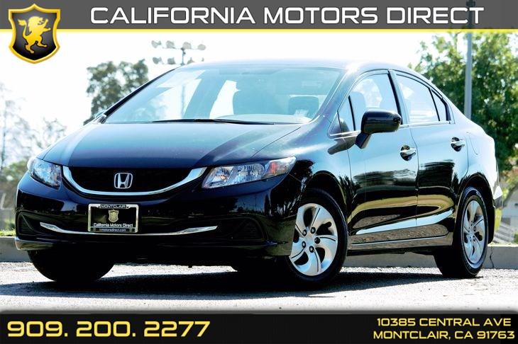 Sold Honda Civic Sedan LX In Montclair - 2014 honda civic lx sedan invoice price
