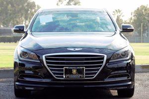 2015 Hyundai Genesis 38L Carfax 1-Owner  Caspian Black  We are not responsible for typographi