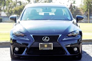 2014 Lexus IS 250 Sport Carfax 1-Owner - No AccidentsDamage Reported  Black  We are not respo