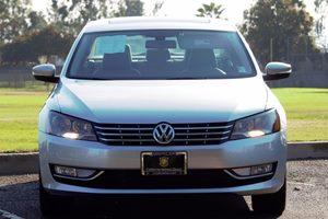 2015 Volkswagen Passat TDI SEL Premium Carfax 1-Owner - No AccidentsDamage Reported  Reflex Si