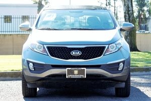 2014 Kia Sportage EX Carfax 1-Owner - No AccidentsDamage Reported  Gray  We are not responsib