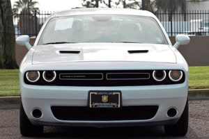 2016 Dodge Challenger SXT Carfax 1-Owner - No AccidentsDamage Reported  Bright White Clearcoat