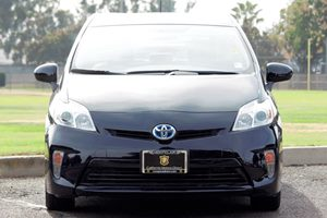 2015 Toyota Prius One Carfax 1-Owner - No AccidentsDamage Reported  Black  We are not respons