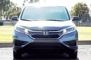 2016 Honda CR-V LX Carfax 1-Owner  Gray  We are not responsible for typographical errors All