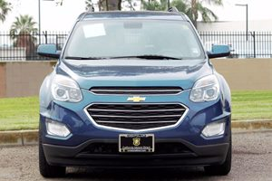 2016 Chevrolet Equinox LT Carfax 1-Owner - No AccidentsDamage Reported  Blue  We are not resp