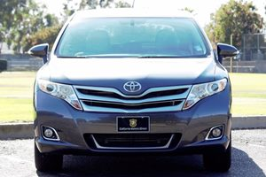 2014 Toyota Venza Base Carfax 1-Owner  Gray  We are not responsible for typographical errors