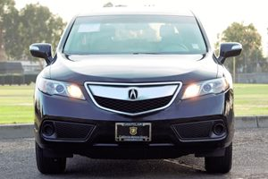 2015 Acura RDX Base Carfax 1-Owner  Crystal Black Pearl  We are not responsible for typographi