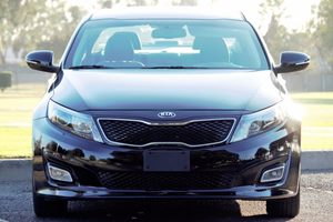 2015 Kia Optima EX Carfax 1-Owner  Ebony Black  We are not responsible for typographical error