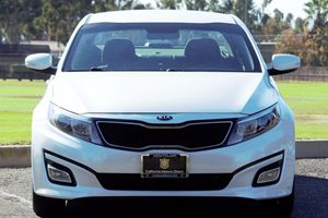 2015 Kia Optima LX Carfax 1-Owner  Snow White Pearl  We are not responsible for typographical