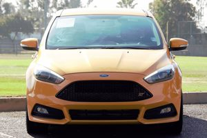2015 Ford Focus ST Carfax Report  Orange  We are not responsible for typographical errors All