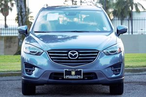 2016 Mazda CX-5 Grand Touring Carfax 1-Owner - No AccidentsDamage Reported  Blue  We are not
