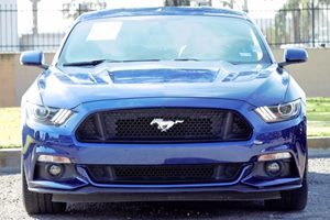 2015 Ford Mustang GT Carfax Report  Deep Impact Blue Metallic  We are not responsible for typo