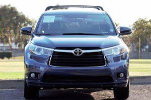 2016 Toyota Highlander LE Carfax 1-Owner Audio AmFm Stereo Audio Auxiliary Audio Input Audio
