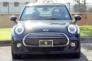 2015 MINI Cooper Hardtop Cooper Carfax 1-Owner - No AccidentsDamage Reported  Midnight Black M