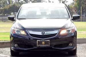 2015 Acura ILX 20L wPremium Carfax 1-Owner - No AccidentsDamage Reported  Crystal Black Pear