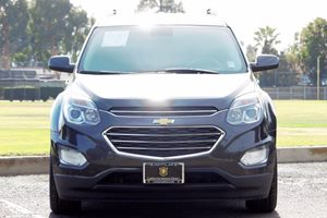 2016 Chevrolet Equinox LT Carfax 1-Owner  Gray  We are not responsible for typographical error