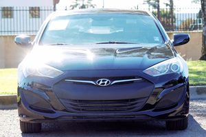 2013 Hyundai Genesis Coupe 20T Premium Carfax 1-Owner  Black  We are not responsible for typo