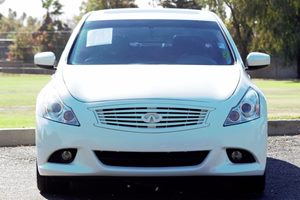 2015 INFINITI Q40 Base Carfax 1-Owner - No AccidentsDamage Reported  Moonlight White  We are