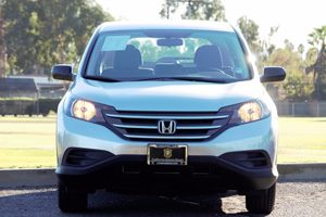 2014 Honda CR-V LX Carfax 1-Owner  Alabaster Silver Metallic  We are not responsible for typog