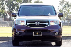 2015 Honda Pilot EX-L Carfax 1-Owner - No AccidentsDamage Reported  Maroon  We are not respon