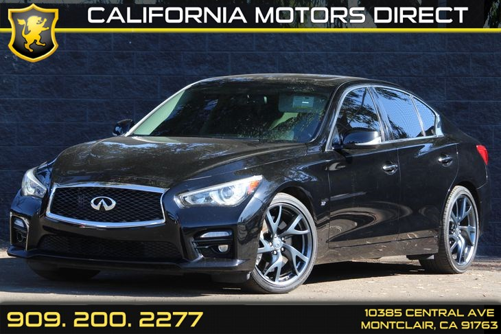 Used INFINITI Q Sport In Montclair - Infiniti q50 invoice price