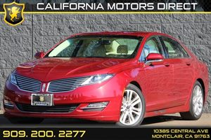 View 2014 Lincoln MKZ