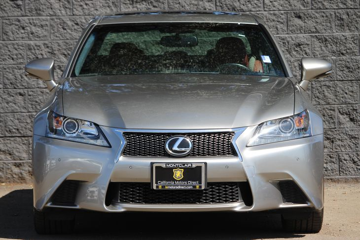 2015 Lexus GS 350 F-Sport  Atomic Silver TAKE ADVANTAGE OF OUR SALES GOING ON     COME SEE OU