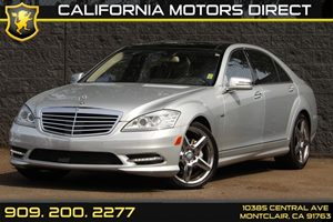 View 2012 Mercedes-Benz S 550