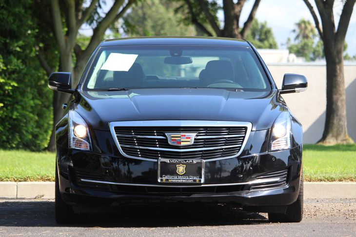 2015 CADILLAC ATS SEDAN 2.0T LUXURY