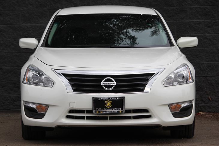 2015 Nissan Altima 25 S Audio Auxiliary Audio Input Audio Cd Player Convenience Automatic He