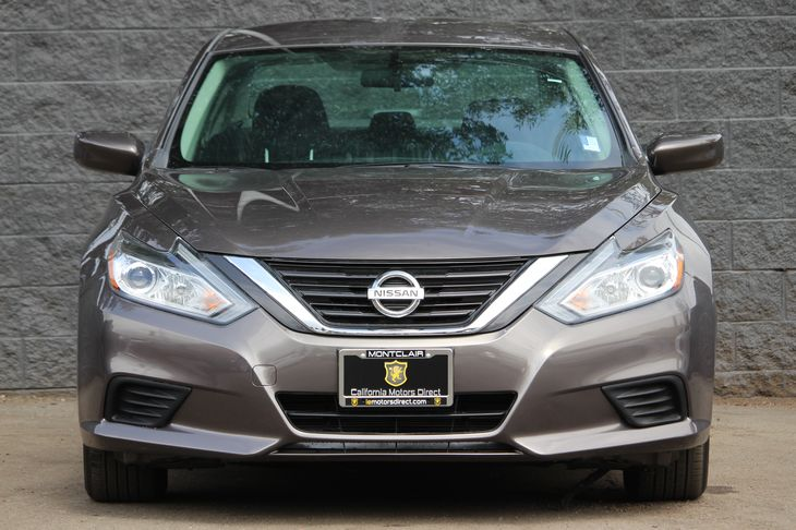 2016 Nissan Altima 25 S  Bronze All advertised prices exclude government fees and taxes any f