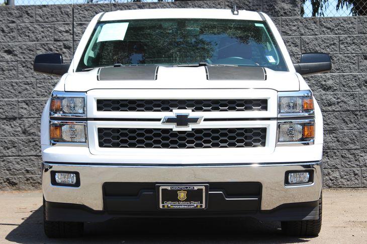 2015 Chevrolet Silverado 1500 LT Engine 53L Ecotec3 V8 With Active Fuel Management Direct Injec