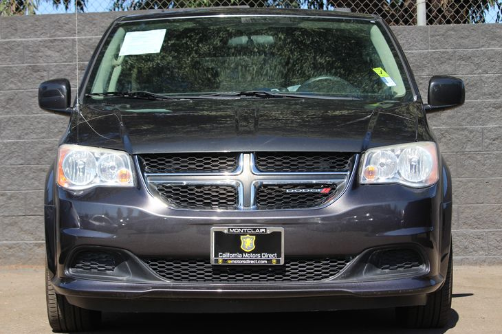 2012 Dodge Grand Caravan SXT  Gray All advertised prices exclude government fees and taxes any