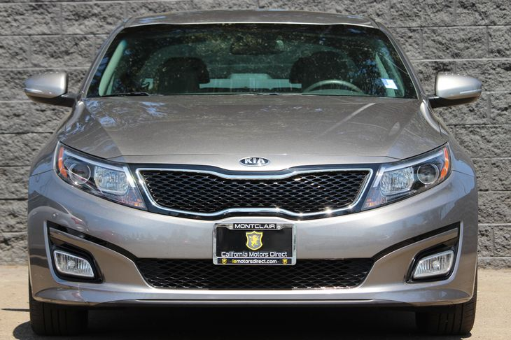 2014 Kia Optima LX  Gray SWING BY AND CHECK OUT OUR SALES GOING ON     COME BY AND SEE OUR PR