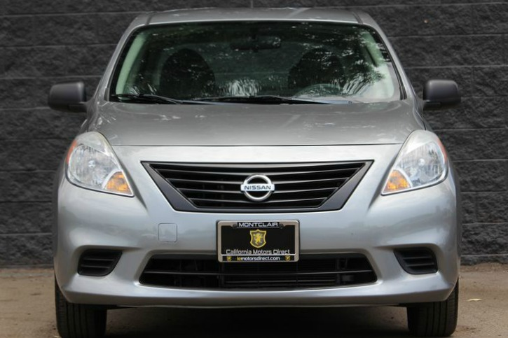 2014 Nissan Versa 16 S Plus  Magnetic Gray All advertised prices exclude government fees and t