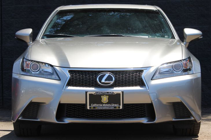 2015 Lexus GS 350 F-Sport  Atomic Silver DONT MISS OUT ON OUR SALES     MUST SEE OUR ATOMIC
